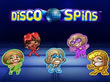 Disco Spins и вход в казино Вулкан