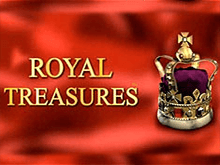 Royal Treasures игровые автоматы