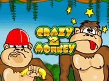 Crazy Monkey 2 от Вулкана Делюкс