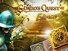 Gonzo's Quest Extreme со входом
