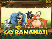 Вперед Бананы в Вулкане на рубли