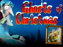 Виртуальный игровой автомат Призраки Рождества на зеркалах Вулкана