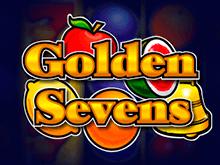 Виртуальный игровой автомат Золотые Семерки на зеркалах Вулкана