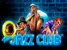 Джазовый Клуб – виртуальный игровой автомат онлайн