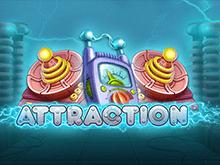 Азартный онлайн-слот Attraction предлагает выиграть максимальный приз