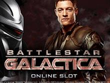 Выгодные опции игрового автомата Battlestar Galactica