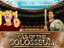 Правила игрового автомата Call Of The Colosseum