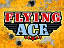 Диапазон ставок в игровом автомате Flying Ace