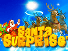 Система выплат игрового автомата Santa Surprise