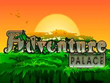 Игровой автомат Adventure Palace в онлайн-казино Вулкан