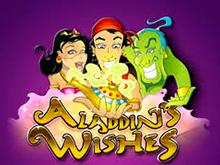 Рейтинговая азартная игра Aladdins Wishes