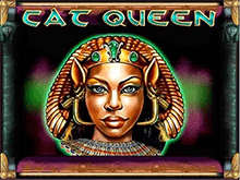 Классическая азартная игра Cat Queen