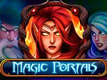 Начните играть онлайн в классический слот Magic Portals и выиграйте свой приз