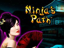 Азартная игра Ninja's Path от Novomatic вошла в рейтинг лучших Vulkan Slots