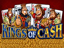 Играйте на реальные деньги в Kings Of Cash
