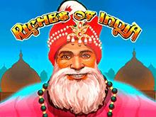 Выигрышные спины на реальные деньги в слоте Riches Of India