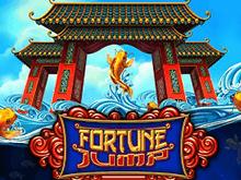 Fortune Jump – игровой автомат после входа на сайт