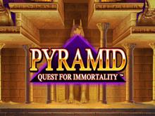 Играйте в казино Вулкан в автоматы Пирамида: В Поисках Бессмертия