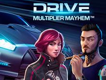 Drive: Multiplier Mayhem - онлайн-гонки от разработчика NetEnt